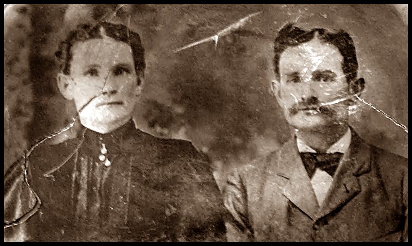 James Riley Adams and Rosa Elinor Ducks
