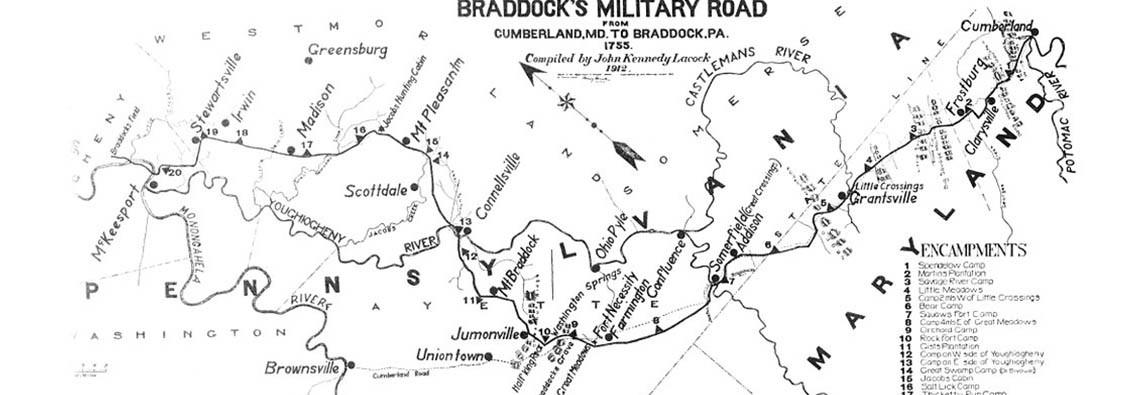 Braddocks Road