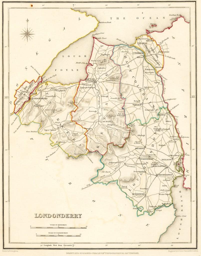 1837 - Londonderry Ireland